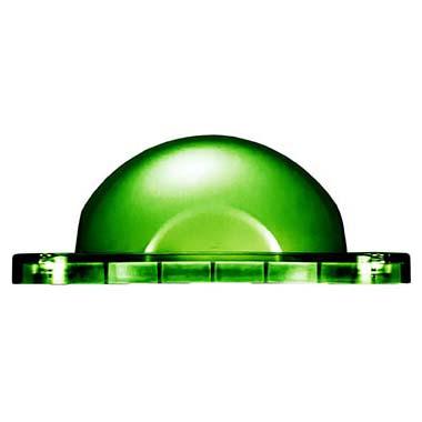 PCB Green Lens for Offshore Series JBOX Cube Lt