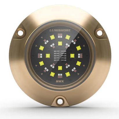 Lumishore EOS SMX153, RGBW (Color Changing), 36W 10-31VDC, Bronze, IP68