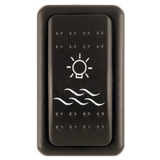 Lumishore Lumi-Switch: 2 Speed Strobe, Color Fade Brightness Control for Supra Series & EOS Surf Mnt