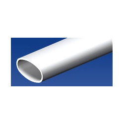 Norsap Handrail Tube, Anodized Aluminum Sold per meter, max. length 6m