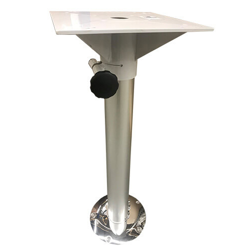 "Large Fixed Height pedestal 28.5""/724mm,removable base/top"