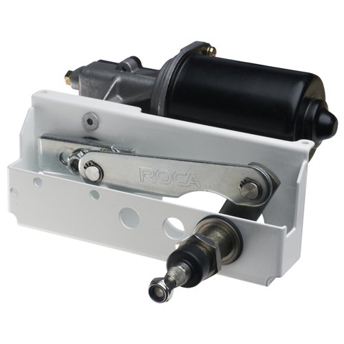 W25 Wiper Motor, 24V, 25Nm, 28mm/1.1 in. Bulkhead Mount