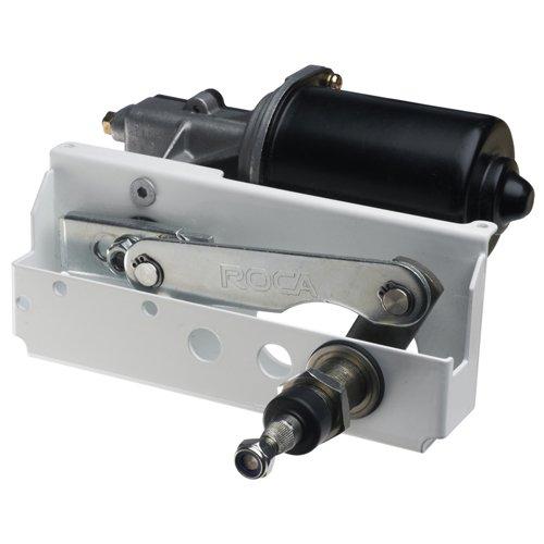 W25 Wiper Motor, 24V, 25Nm, 53mm/2.1 in. Bulkhead Mount
