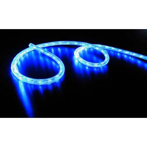 """3/8"""" LED Rope Lighting, 120V Blue"""