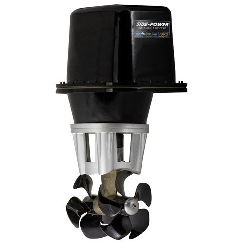 Side-Power SEP100/185T-1IP, 12V, Twin Props 220 lbs of Thrust, Ignition Protected