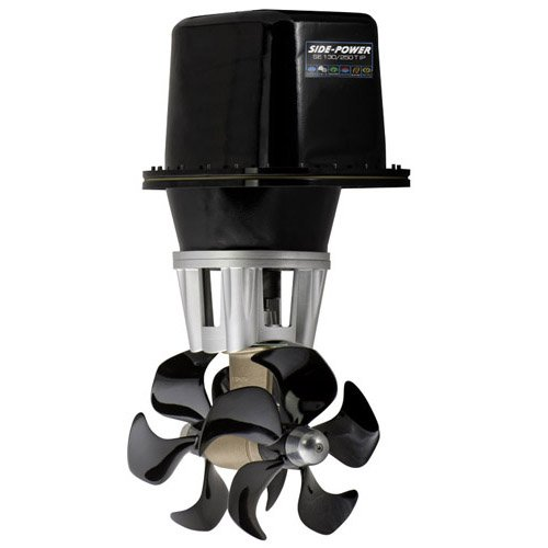 Side-Power SEP130/250T-1IP, 12V, Twin Props 286 lbs of Thrust, Ignition Protected