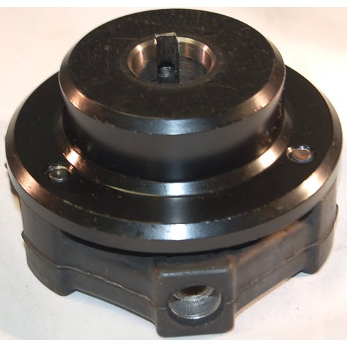 Flexible Coupler Complete, One-piece, Centa, 15mm to Motorshaft and 22mm to Driveshaft