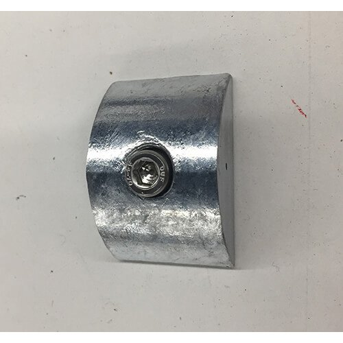 Anode Kit, Zinc with screw for EB40/EB60 thrusters