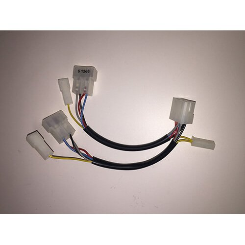 Cable Assembly, Cable, 5-wire, Y branch for two thrusters to one controller