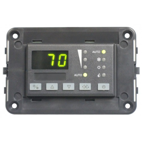 Micro Air - Elite Ii - Display Only - For Dometic / Marine Air Units - Grey