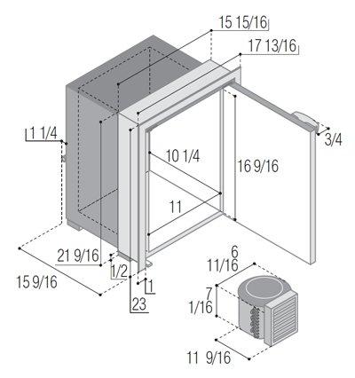 C35RBN4-F-1 dimensions