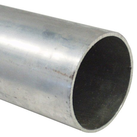 """Bow Tunnel, Aluminum, 190 x 1500 x 5mm Length: 59"""""""