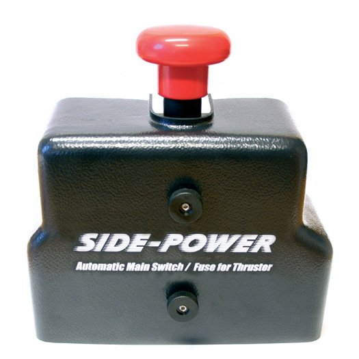 Auto Main Switch & Fuseholder, Compact, 24V without Fuse