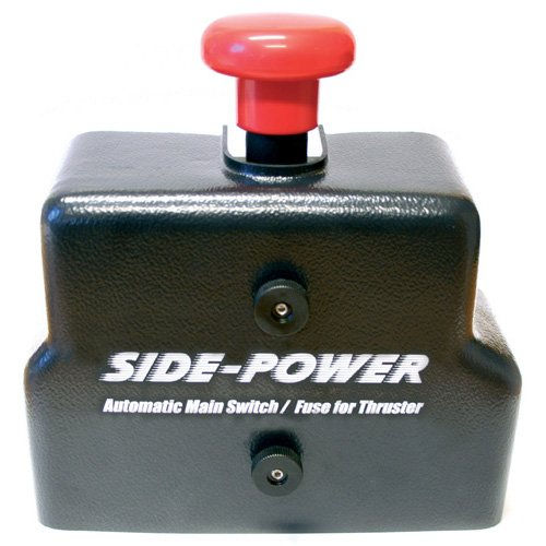 Auto Main Switch & Fuseholder for S-Link, 24V without Fuse