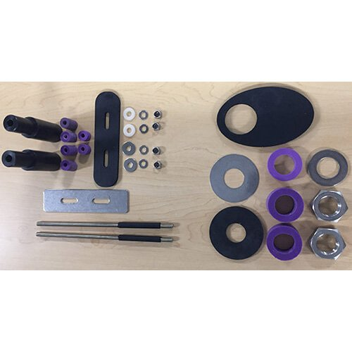 EX Thruster Installation Kit for Compact Model Used on EX25C, EX40C, EX55C, and EX70C