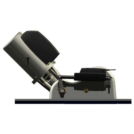 SR100/185T Retracting Thruster Kit, 12V, 185mm