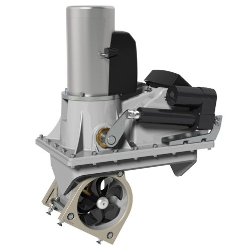 SRV80 Retractable Vertical Proportional 24V Thruster Kit